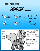 Make Your Own Growlithe Meme by MochiFries
