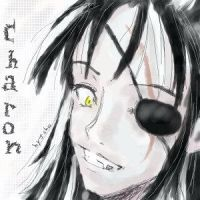 Charon 'cuz he's pretty by jcho