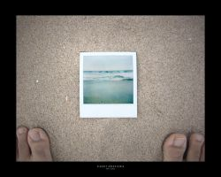 The Waves That Kissed Our Feet by caseyboy