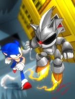 Sonic Knight Contest Thing by nyausi
