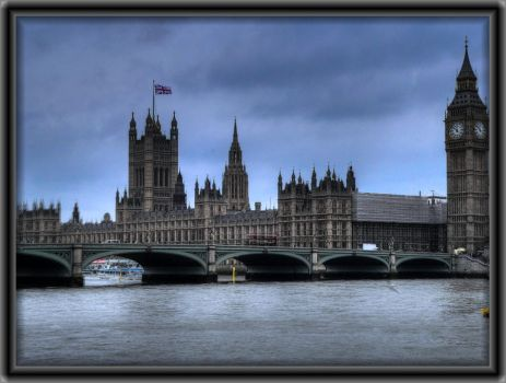 Houses of Parliament by Lizzy0305
