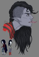 Marceline by handraw