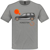 subaru forester t-shirt by Pepe09