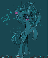 Vinyl Paintchat by CaramelFlower