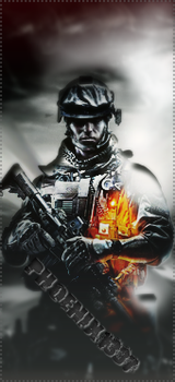 Battlefield3 Design by p1337hd