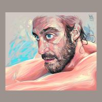 - JAKE GYLLENHAAL - by neptune82