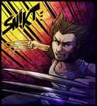 SNIKT !!! by Neotheta