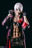 Wanna date Dante? - Cosplay DMC 3 by Leon Chiro by LeonChiroCosplayArt