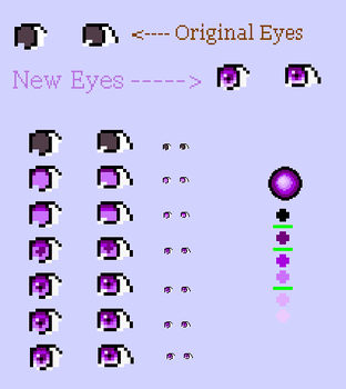 Pixel eye tutorial by Jackel-Hydi