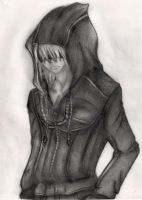Riku-Pencil by ShiningLight72