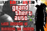 Grand Theft Auto V - Movie Poster - Final Version by Lalbiel
