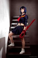 Kill la Kill by HelgAl