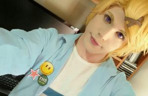 Yoosung Cosplay - Mystic Messenger by DakunCosplay