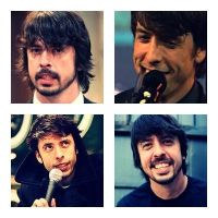 Dave Grohl by 3Demma-lee