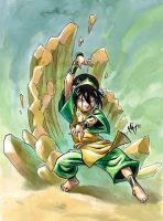 Toph Set 01 by MarcelPerez