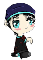 Chibi Pixel Icon/New Design by Ryu-chii