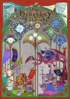 The Heraldry in Tolkien by Jian Guo and Aglargon by Aglargon