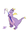 Figment- or Figgy by Ciele-arts