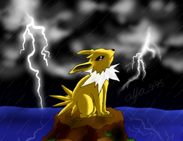 The Lord of Lightning by alfa995