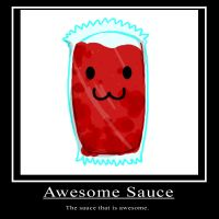 For Carrie - Awesome Sauce by WhiteRaven4