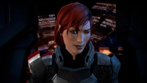 FemShep in 1080p - Wallpaper by Midnight-Blackened