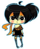 Chibi Lin by Dai-Elric