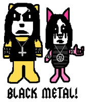 Black Metal Ist Pooh by 12-BLaCK-RainB0Ws