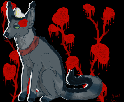 Bloody Roses by AtheIas