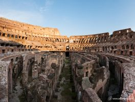 Il Colosseo IV by adamlack