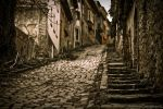 old street 1 by thePetya