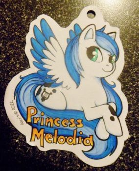 Pony Badge Commission Example by Sparkle-And-Sunshine