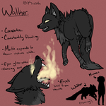 Reference: Walkers. by Kiocah