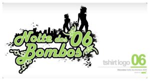 Tshirt Noite dos Bombos 2006 by Shark2