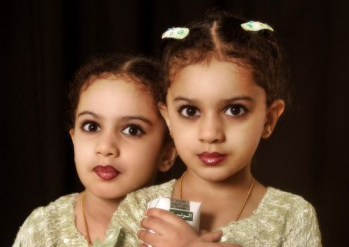 My Daughters by Hamrani