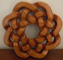 Cedar Knot by TradArcher