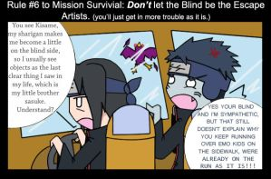 Guide To Mission Survival pg.6 by shizukahana