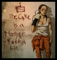 Chell by z-nao-factor