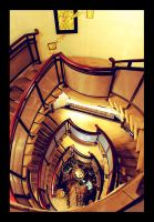 Spiral Staircase by princemalachi