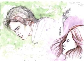Edward and Bella by Bells-Art