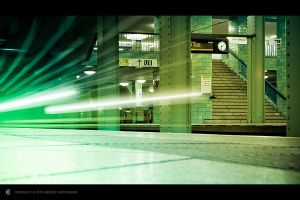alexanderplatz II by erroid