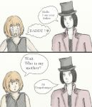 Mello's daddy by A-Kuuma