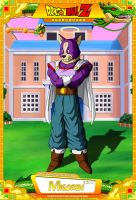 Dragon Ball Z - Migoren by DBCProject