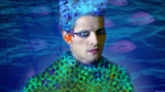Castiel the merman by mistofstars