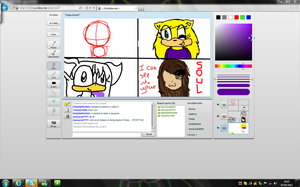 iScribble Madness 1. by xAutumn-Productionsx