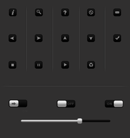 GUI Icon set by terrenceforever