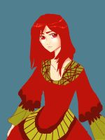 lady red by shiko6