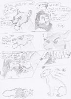 Ahadi meets Uru - what REALY happened by Polarliger