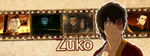 Zuko | Timeline Facebook (Remake) by Howie62