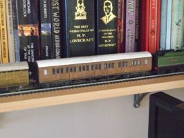 Great Central Railway 1911 matchboard stock by JRHarrison