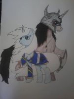 League of Legends + My little Pony. by MiAQ16